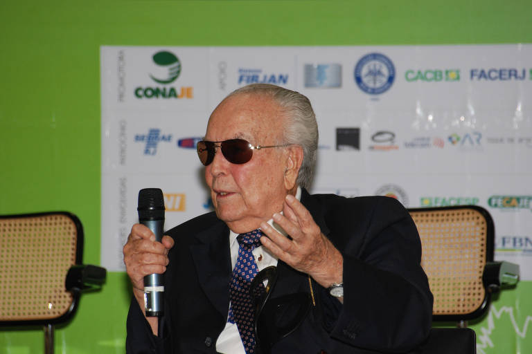 Morre ex-ministro Eliezer Batista