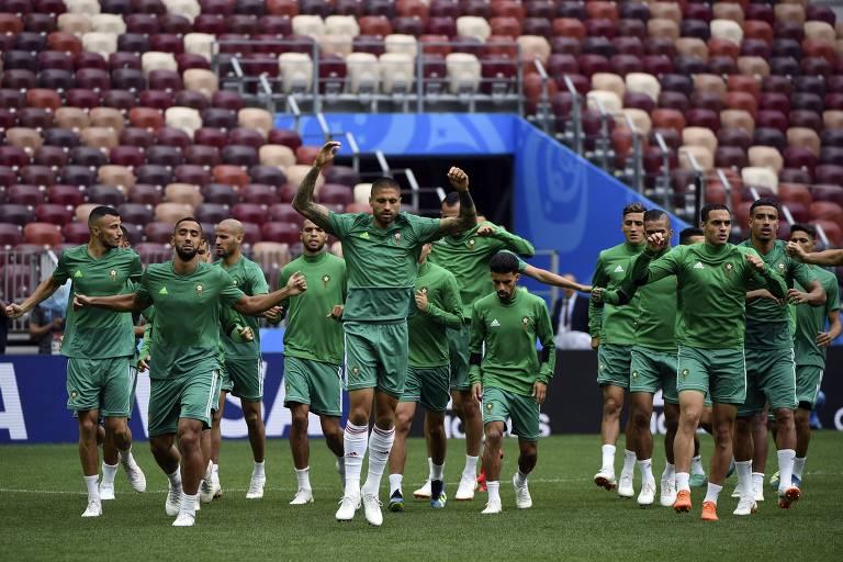 Confronto entre Portugal e Marrocos, agora na Copa, ecoa mito lusitano