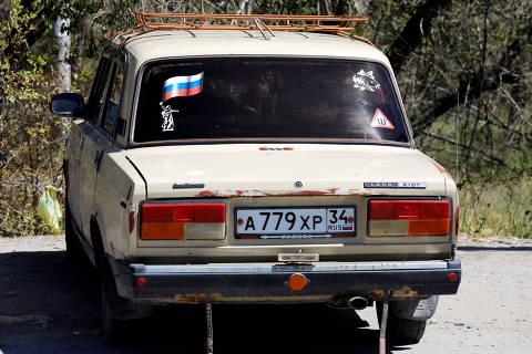 Falando russo: por semelhança com 'gigolô', carro virou 'Lada' no Brasil