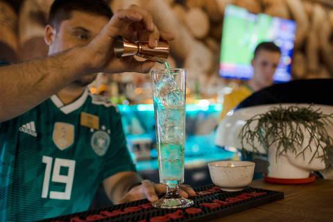 O infame laboratório antidoping de Sochi virou um pub gastronômico