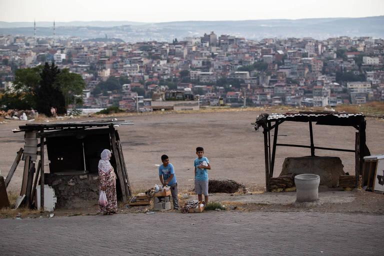 Curdos antes da eleição turca