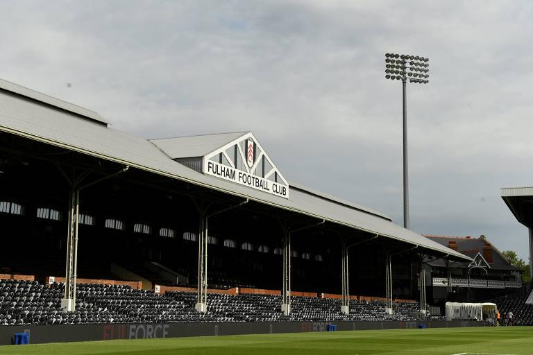 Cinco estádios históricos