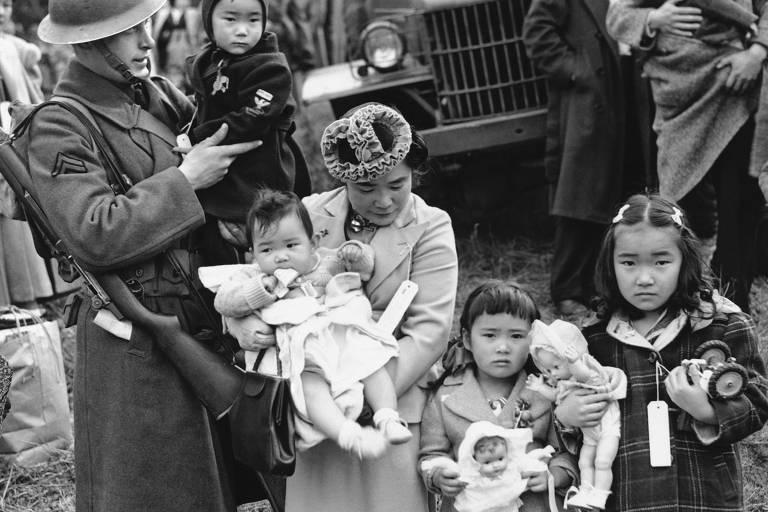 Separação e internação de crianças já foi feita antes nos EUA