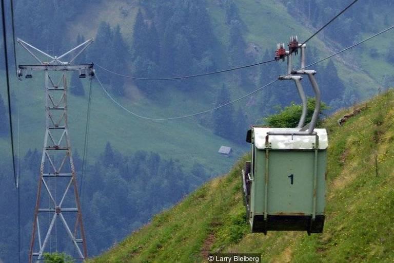Teleféricos podem oferecer muito mais que vistas panorâmicas e acesso a estações de esqui