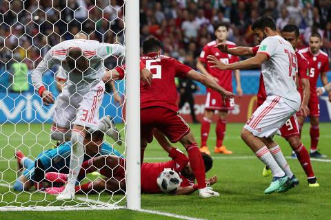 Copa do Mundo virou sinônimo de tática e marcação