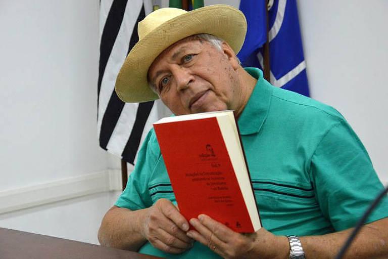 O jornalista, pesquisador e professor José Marques de Melo