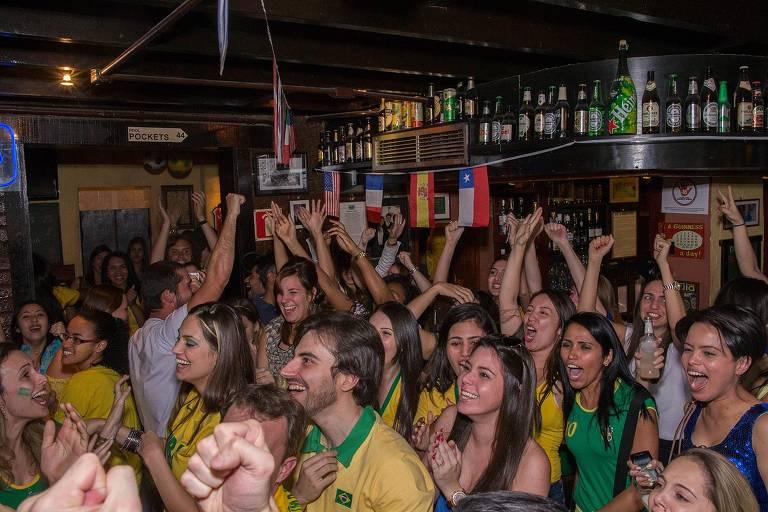 Pubs na Copa
