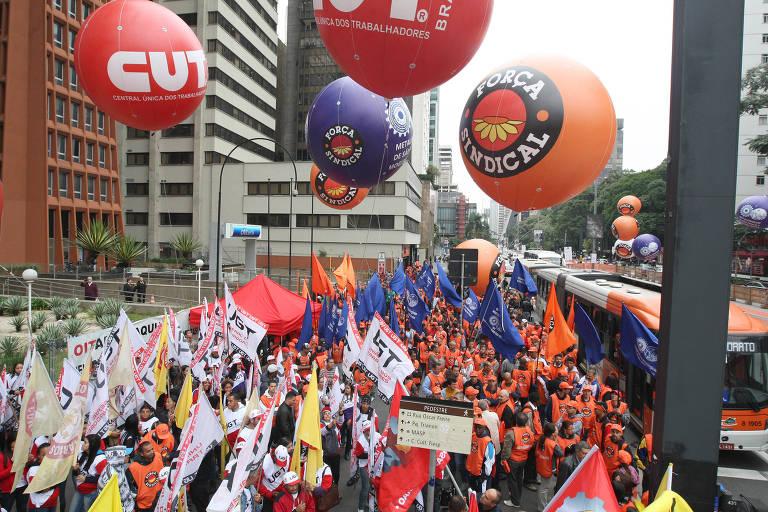 Emendas à MP da taxa sindical tentam alterar reforma trabalhista