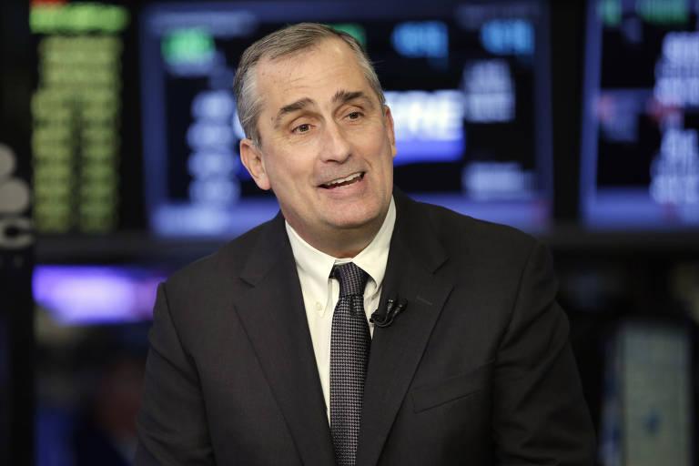 Presidente da Intel, Brian Krzanich, renunciou