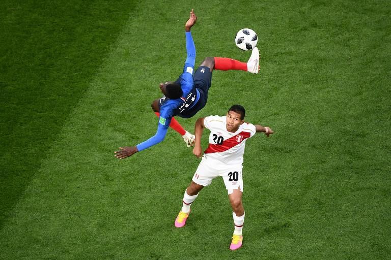 França x Peru