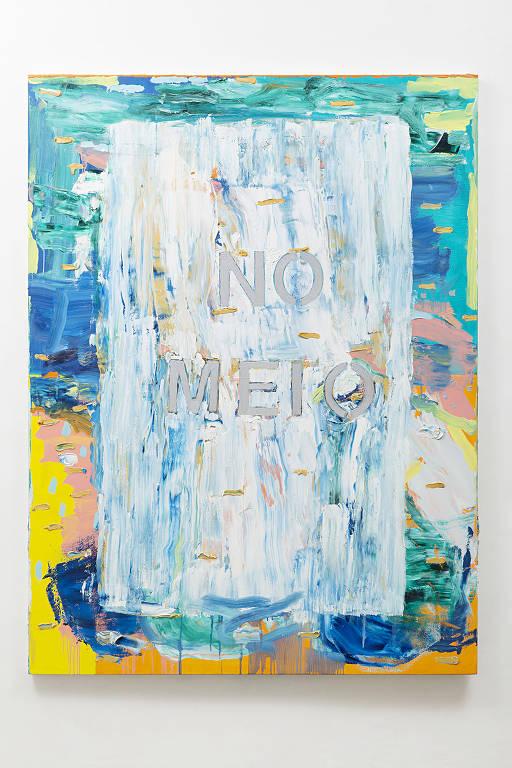Bruno Dunley e Fabio Miguez expõem na Galeria Nara Roesler