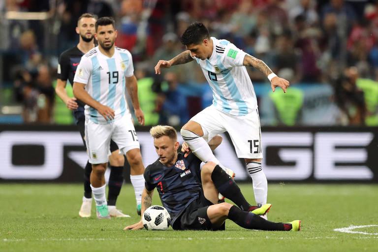 Argentina x Croácia