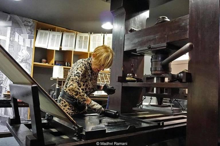 Invenção de Gutenberg permitiu à Igreja reproduzir e propagar manuscritos religiosos