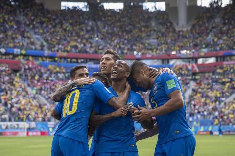 Dados mostram Brasil como forte no ataque e também na defesa