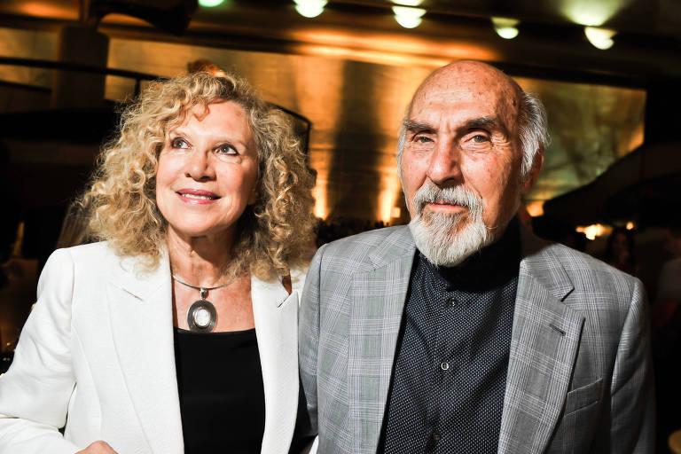 Janine e Jacques, donos da marca sexagenária