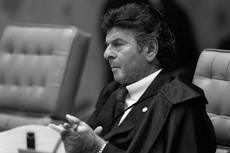 O ministro Luiz Fux, do Supremo Tribunal Federal