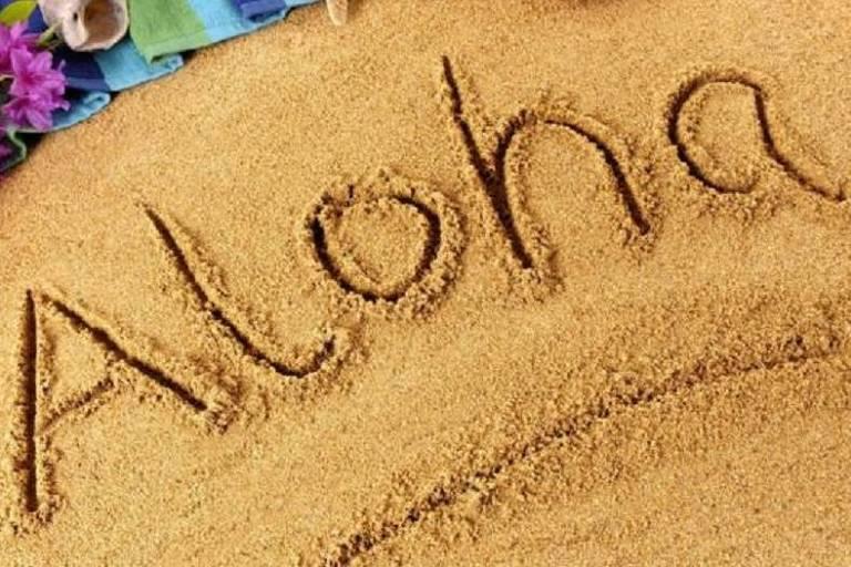 """No Havaí, """"aloha"""" é mais que uma saudação: é lei"""
