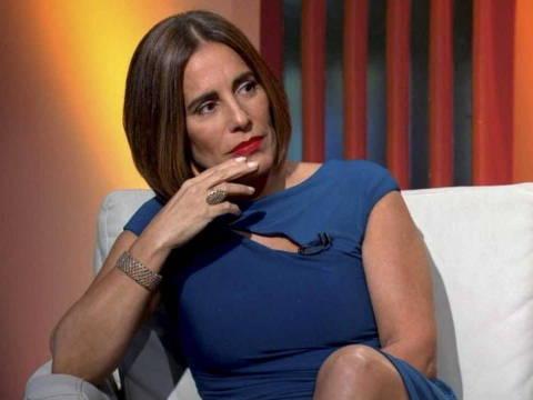RIO DE JANEIRO,RJ - 29/8/2016 - A atriz Gloria Pires durante a transmissao do Oscar pela Rede Glbo. Sua atuacao e caretas foram alvos de memes na internet. (FOTO: Reproducao/TV Globo) ***DIREITOS RESERVADOS. NÃO PUBLICAR SEM AUTORIZAÇÃO DO DETENTOR DOS DIREITOS AUTORAIS E DE IMAGEM***