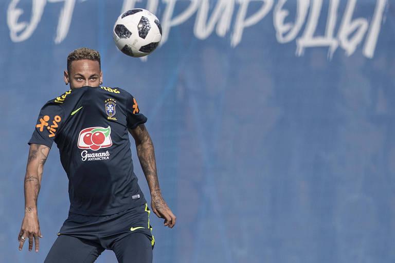 'Neymar pode não ser carismático, mas também não é um bad boy', diz leitora