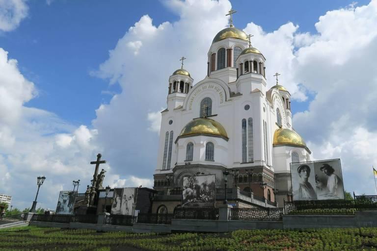 Sede da Copa encarna espírito russo