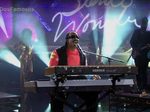 """Mumuzinho canta """"Isn't She Lovely"""", de Stevie Wonder, no Show dos Famosos"""