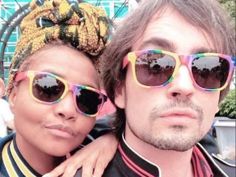 Gaby Amarantos e Johnny Hooker participam de evento LGBT em Nova York