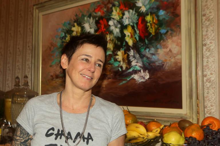 A jornalista e escritora Milly Lacombe