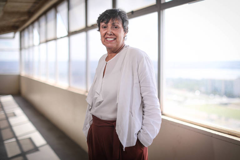 Ana Amélia Camarano, 66, que é especialista em envelhecimento populacional