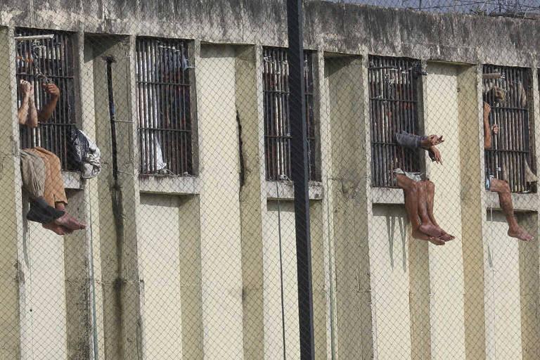 Prisão em Guarulhos recebia comida de empresa investigada