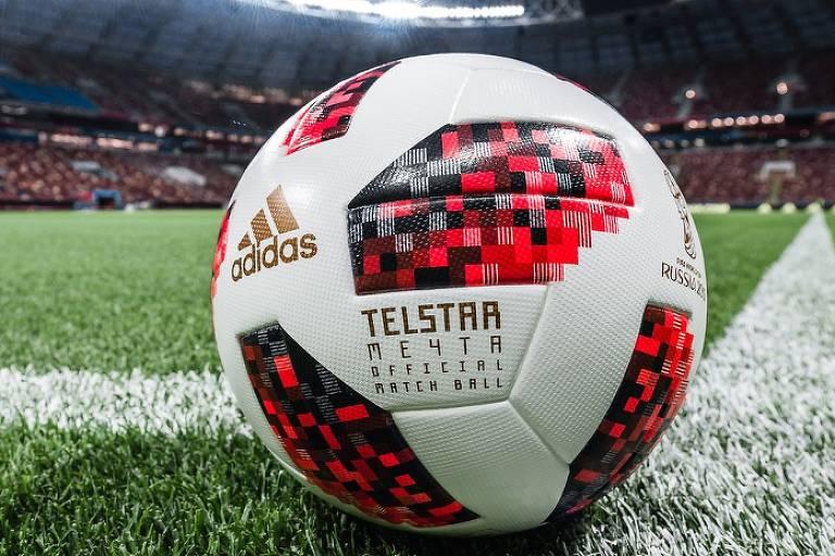 511743622f Copa da Rússia terá bola colorida a partir das oitavas de final - 26 ...