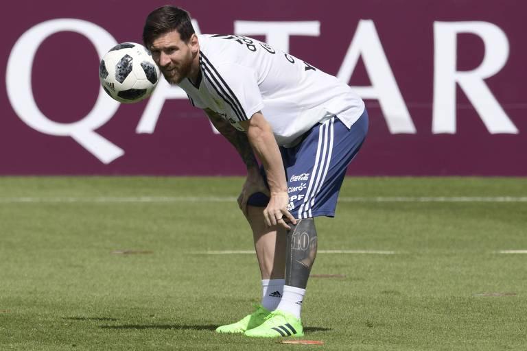 Confrontos das oitavas podem ter França x Argentina; veja chances