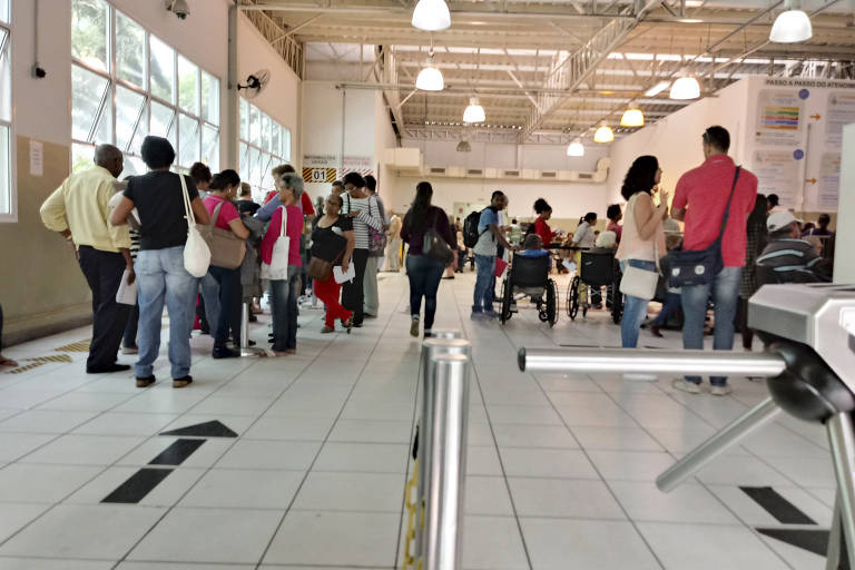 Insatisfação com a saúde no Brasil