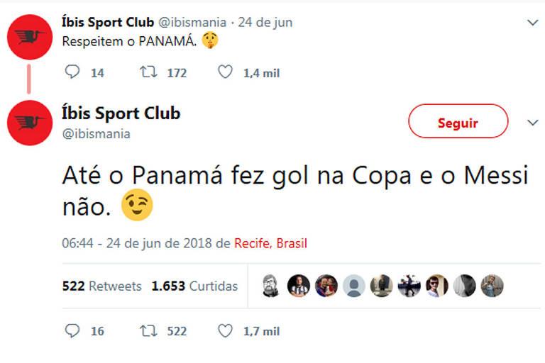 Memes da Copa 2018