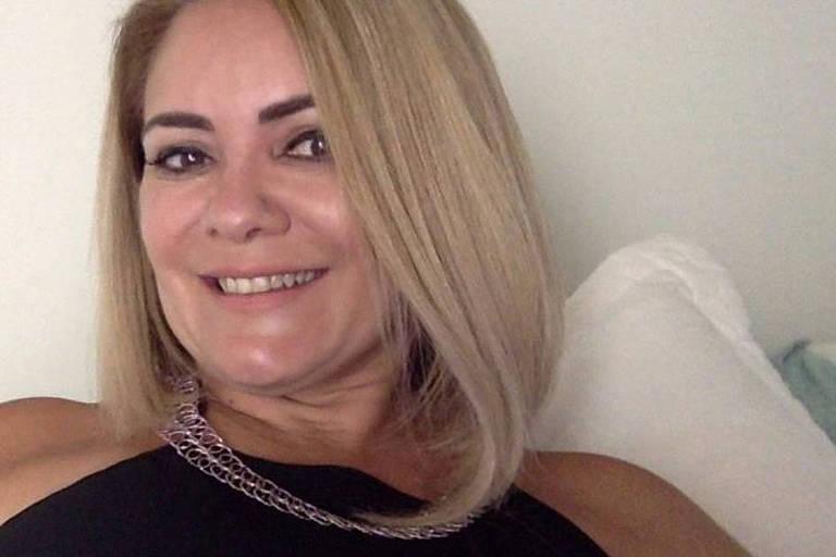 Ana Cristina Valle, ex-mulher de Jair Bolsonaro