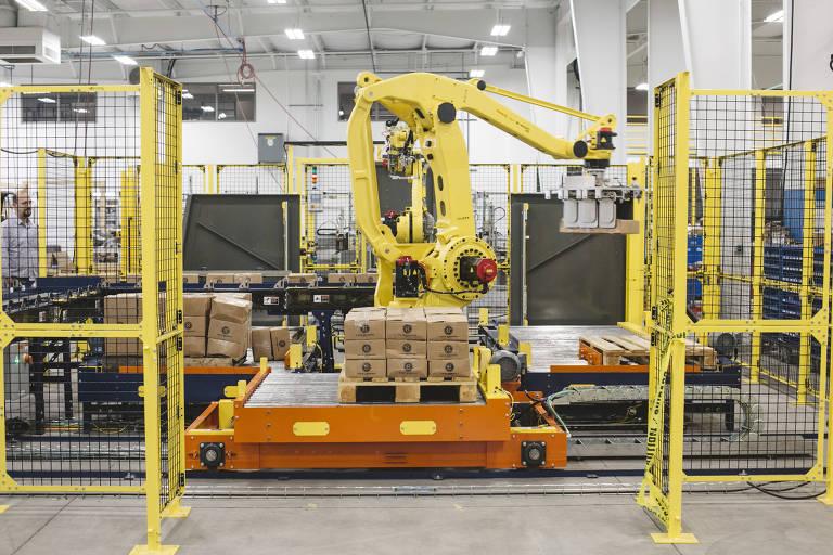 Fábricas encaram o enigma da produtividade