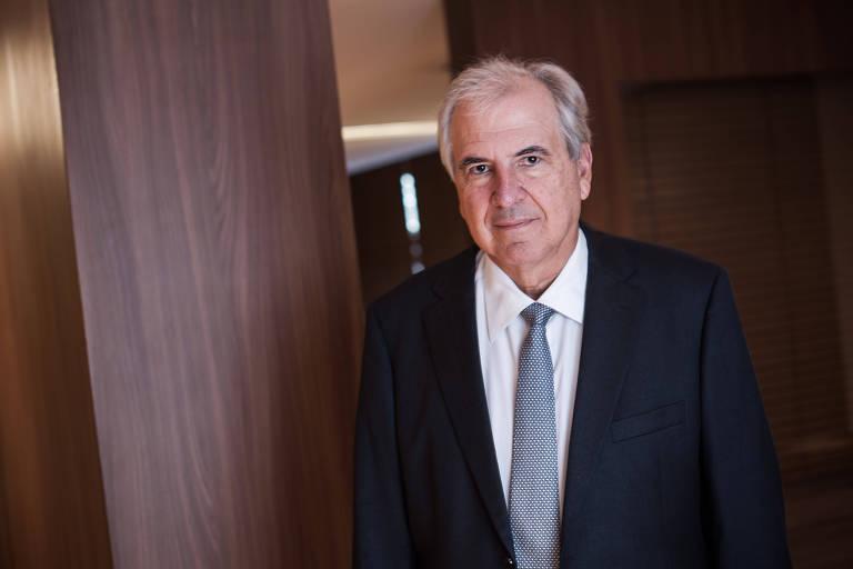 O presidente da MRV, Rubens Menin, que detém 99% da emissora no Brasil e é apoiador de Jair Bolsonaro