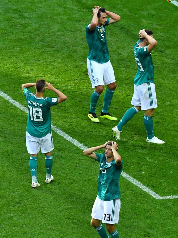 Coreia do Sul x Alemanha