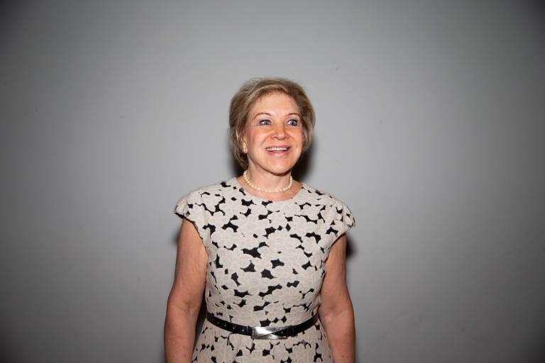 Marta Suplicy no lançamento do livro 'Homem Objeto e outras coisas sobre ser mulher', de Tati Bernardi, em São Paulo