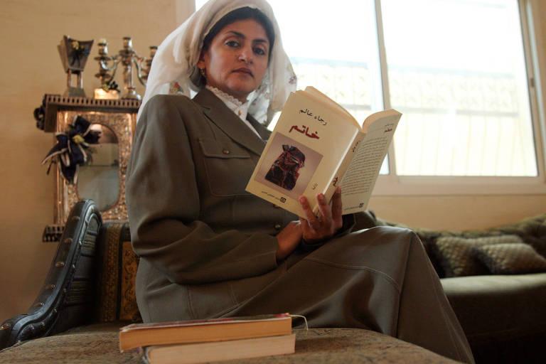 Hatun al-Fassi, ativista dos direitos civis na Arábia Saudita