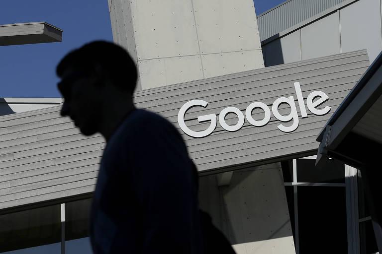 Sede do Google em Mountain View, na Califórnia