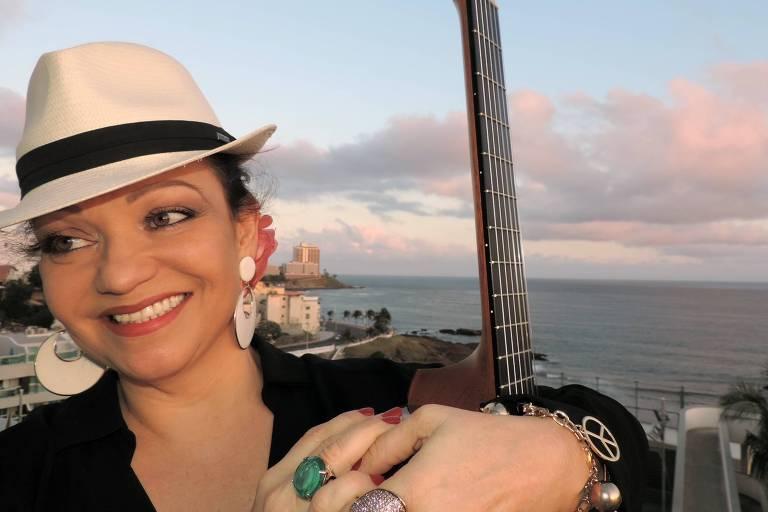 Monica San Galo lança novo disco após nove anos