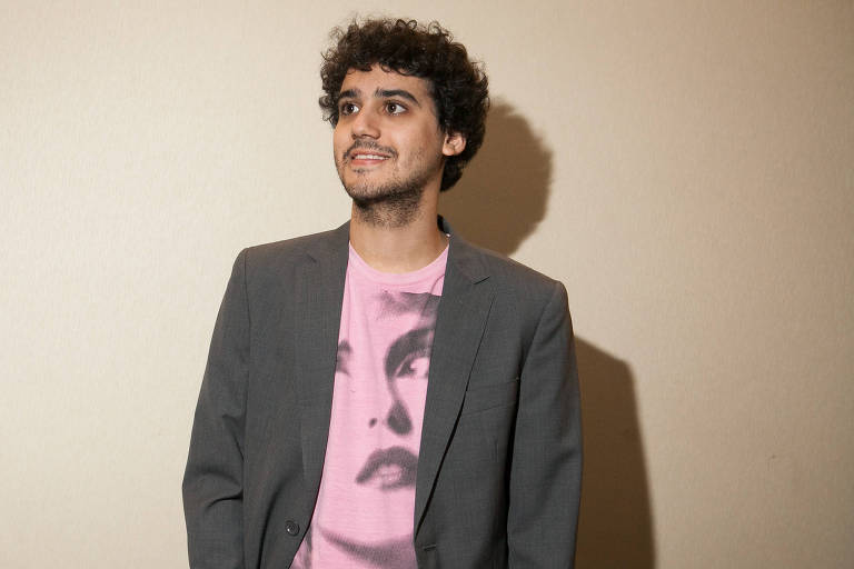 O ator George Sauma