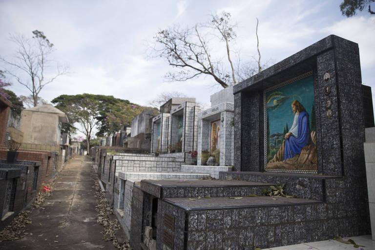 Prefeitura de SP quer cremar ossadas de cemitério