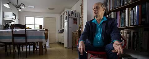 SÃO PAULO, SP,  21.06.2018 - Renato Janine Ribeiro, ex-ministro da Educação que escreveu livro com reflexões sobre a área. (Foto: Marlene Bergamo/Folhapress)