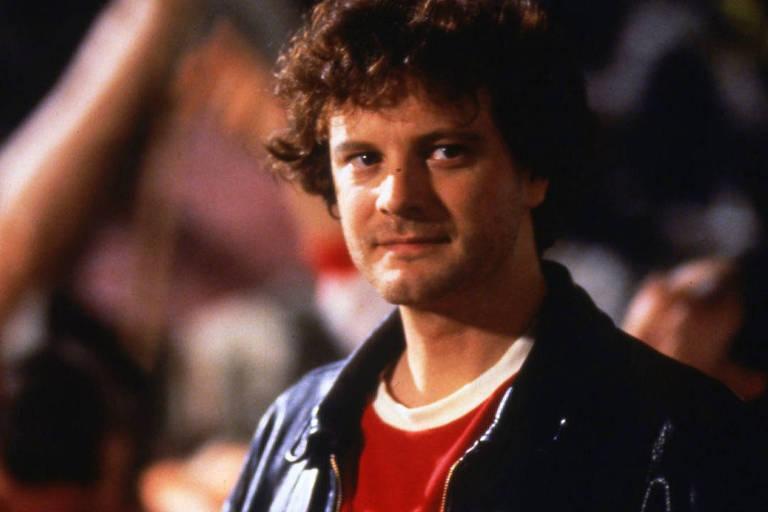 """Colin Firth em cena de """"Febre de Bola"""", inspirado em livro homônimo de Nick Hornby"""