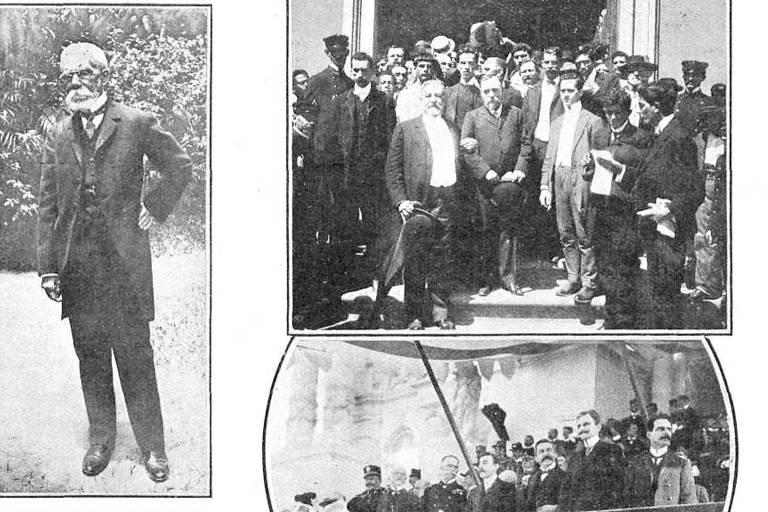Pesquisador encontra foto desconhecida de Machado de Assis em revista argentina