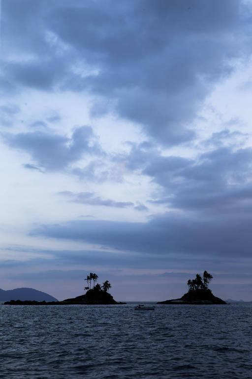 Angra dos Reis, na Costa Verde fluminense
