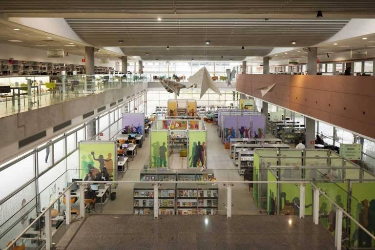 Bibliotecas de São Paulo