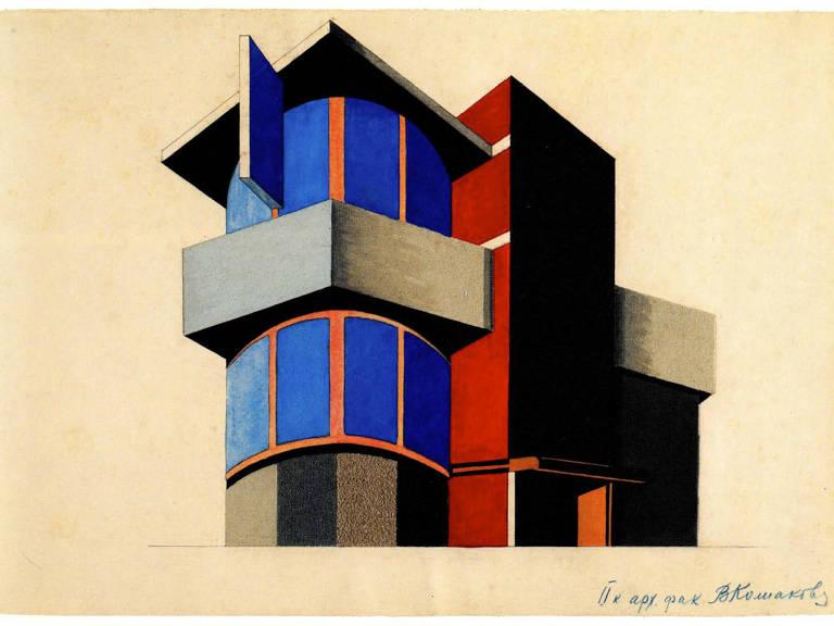 Sesc Pompeia traz exposição de design soviético