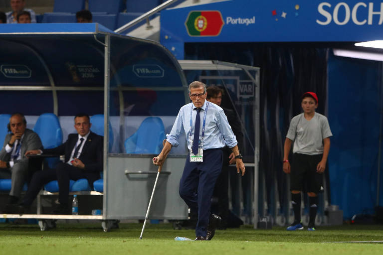 Uruguai x Portugal